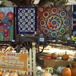Quilting in the Garden 2012