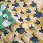 Lulu DK Fabric
