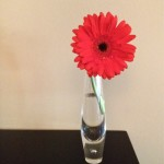 Stueben bud vase