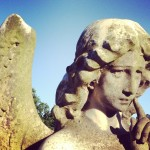 Stone Angel - Mountain View Cemetery