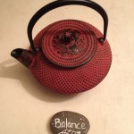 Teapot and Meditative Word Rock