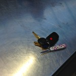 Confiscated Key Chain 2