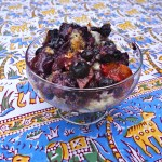 Bluberry Nectarine Cobbler - California Fresh Harvest