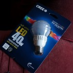 CREE LED lightbulb