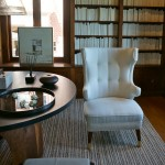 White-on-white library - Geoffrey De Sousa