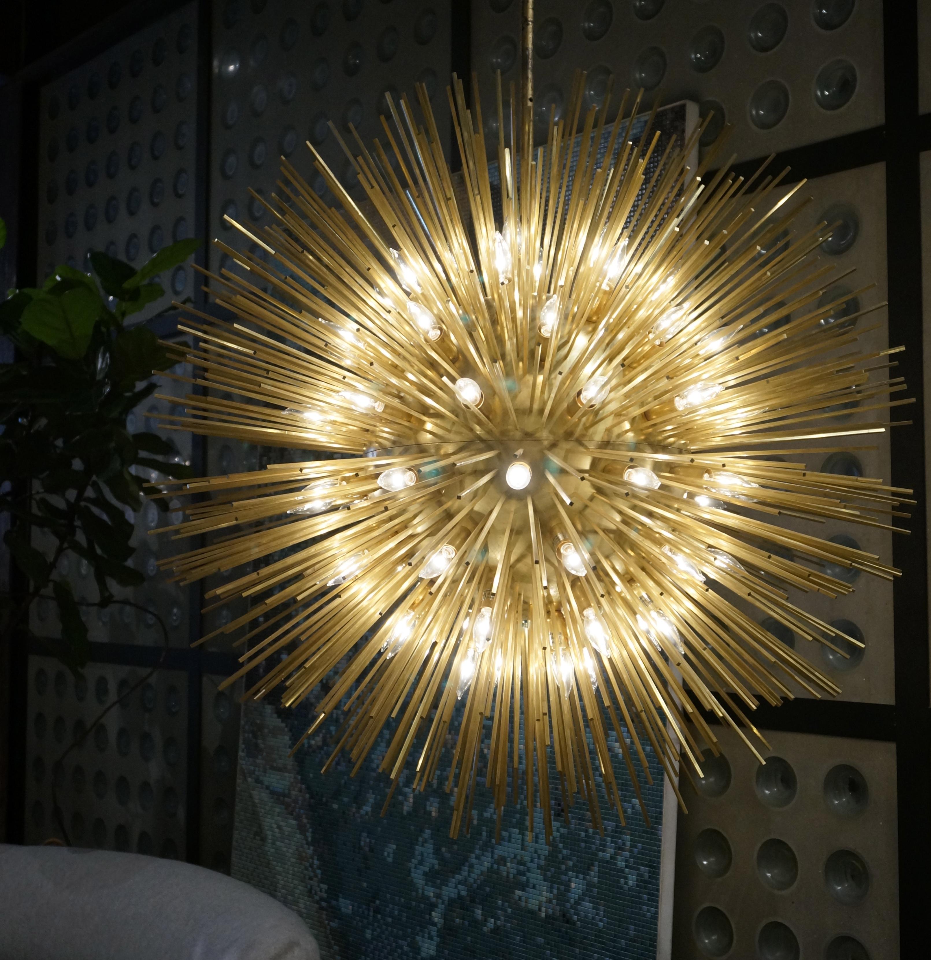Alonzo king on creativity - Creative hanging lights ...