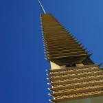 The Japanese inspired spire