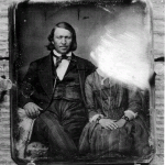 Brigham Young and Unknown Woman