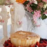 Mile-High Lemon Angel Food Cake